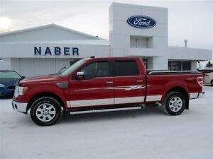 2011 Ford F-150 Lariat FULLY LOADED S/ROOF LEATHER SEATS ONE OWN