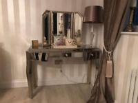 Next dressing table & Mirror