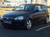 VAUXHALL CORSA 1.2sxi 2005 (54 REG)*£899*VERY LOW MILES*BLACK*MANUAL* PX WELCOME*DELIVERY