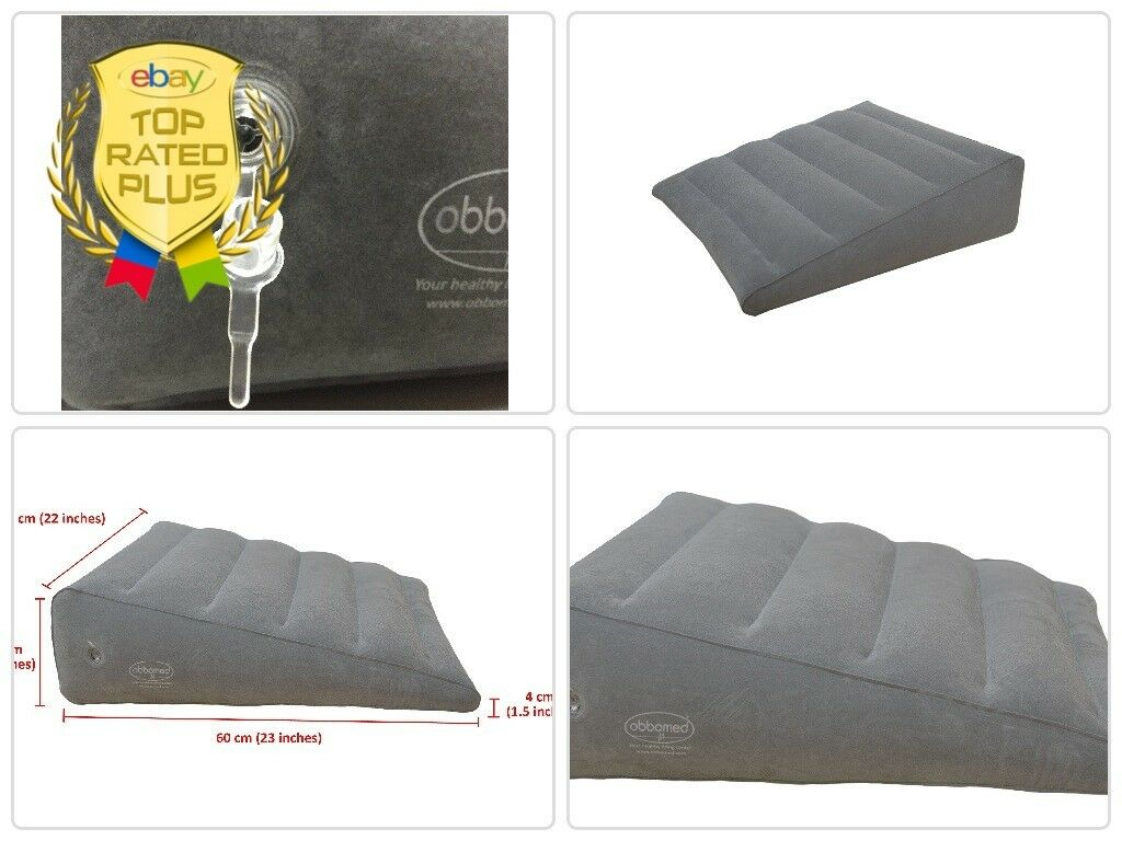 Awesome Pillow Inflatable For Bed Wedge Portable Adjustable