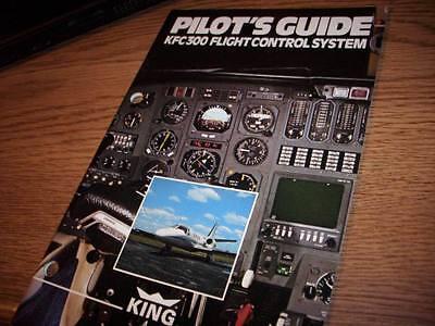King KFC 300 Flight Control  Pilot's Manual