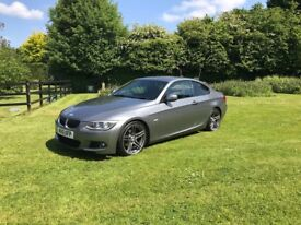 BMW 320d M Sport Coupe- 2010