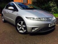 1 YEAR MOT+CIVIC 1.8 I-VTEC 5 DOOR