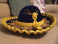 Kids Mexican hat
