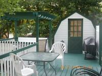 Manitoulin Trailer Cottage