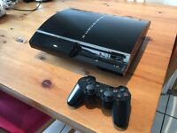 Original Backwards Compatible PS3, 300gb HDD, 21 games, fully working condition