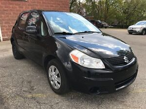 2010 Suzuki SX4 SAFETY INCLUDED