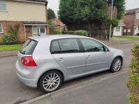 Volkswagen, GOLF, Hatchback, 2007, Manual, 1968 (cc), 5 doors