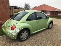VW Beetle Car for Sale 2003