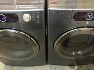 45-  Laveuse Sécheuse Frontales SAMSUNG  Frontload Washer Dryer
