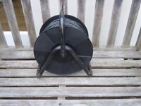 REEL OF ELECTRIC EXTENSION CABLE FOR MAINS ELECTRICITY 50 METERS