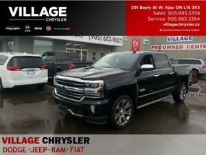 2016 Chevrolet Silverado 1500 High Country|Sunroof|Nav|Pwr Steps
