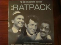 The Ratpack CD collection
