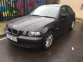 BMW 316ti automatic 2004