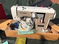 New home 677 sewing machine