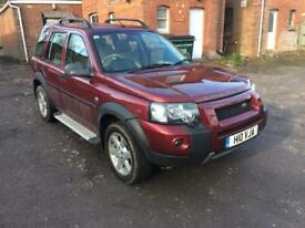 2004 Land Rover Freelander HSE td4 automatic