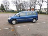 Vauxhall Zafira 1.6 Club - Full Service History + Low Mileage
