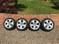 Genuine Audi Alloys Wheels ( Volkswagen Caddy, Golf, Jetta, Passat,Seat Leon )