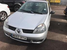 Renault Clio 1.2 6 door cheap Insurance