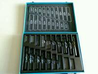 New box of drill bits