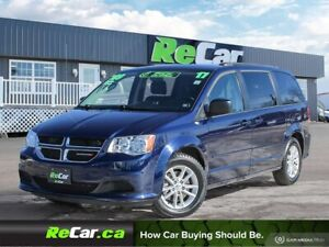 2017 Dodge Grand Caravan SXT | NAV | BACKUP CAM | POWER DOORS