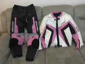 Ladies Advsport leathers