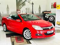 ★🔥WOW FACTOR🔥★2008 VAUXHALL ASTRA TWIN TOP 1.8 CONVERTIBLE★AUTOMATIC★ONLY 50K MILES★KWIKI AUTOS