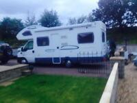 Motorhome or camper wanted