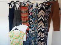 Size 8-10 Ladies clothes bundle