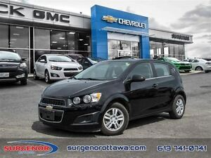 2016 Chevrolet Sonic 5-Door LT - 6AT - $107.65 B/W - Low Mileage