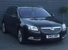Vauxhall insignia elite 2.0 diesel automatic HPI clear