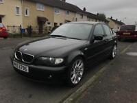 2005 BMW 320D ES M-Sport, Long MOT, Economical, Reliable, £1550