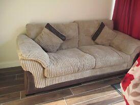 three setee sofa dfs