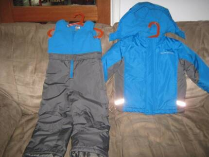 Ski suit for child 3-4 years