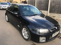 Mg Zr 105 54-plate! 1.4 Petrol! 69,000 Miles! Loads Of History Few dents and rust spots Drives well!
