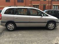 Vauxhall Zafira 2.0 DTI Design Manual - 2003 - 5dr - Excellent Condition