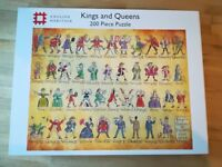 English Heritage 200 Piece Jigsaw - Kings and Queens of England since 1066
