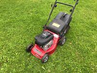 Mountfield Petrol Lawnmower Lawn Mower Briggs & Stratton Petrol Engine