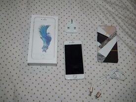 Iphone 6s 64gb unlocked silver