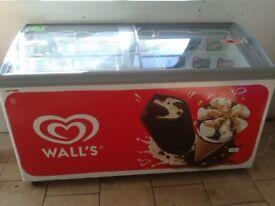 walls freezer