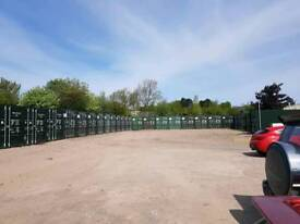 Storage containers for rent Minera Wrexham