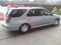 PEUGEOT 306 ESTATE 1.9 DIESEL WITH TOWBAR+ELECTRICS! 2002 51REG 60 MPG GOOD FAMILY CAR/WORKHORSE 500