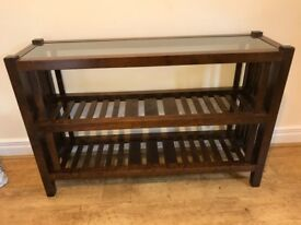 Console Table, Laura Ashley Garret £75 ONO
