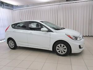 2016 Hyundai Accent GL 5DR HATCH, with Heated Seats, Cruise Cont
