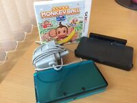 Immaculate boxee metallic blue 3ds