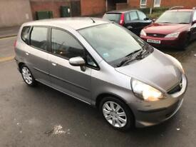 2006 Honda Jazz Se 1.4 Petrol - New Clutch - New Mot available