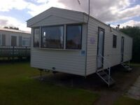 Bargain Static Caravan Holiday Home For Sale Only £3300