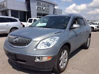 2008 Buick Enclave CXL FWD Leather DVD Dual Sunroof