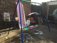 Childs Double Swing