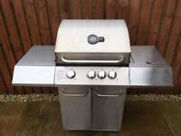 BBQ Ultra Chef 3 Burner with Side burner
